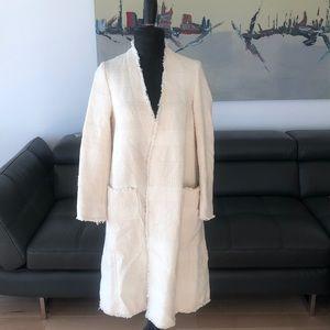 NWT Zara long blazer